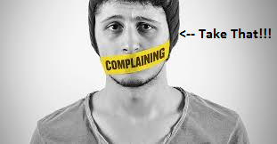 Complaining Pic